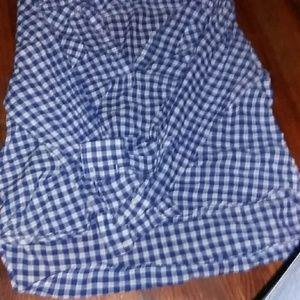 Merona 2X Cotton Shirt